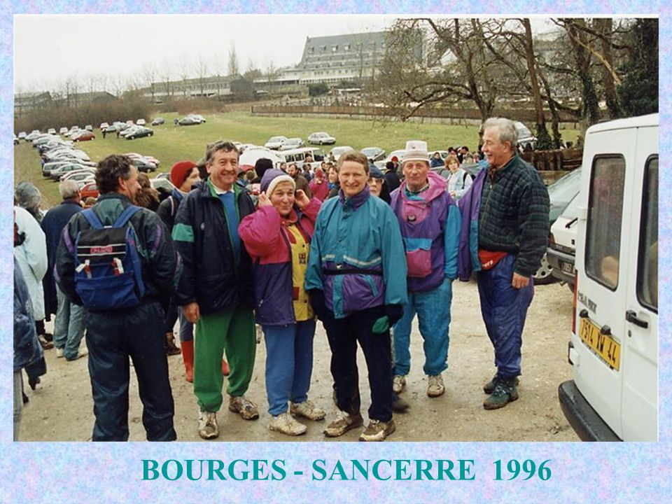 BOURGES - SANCERRE 1996