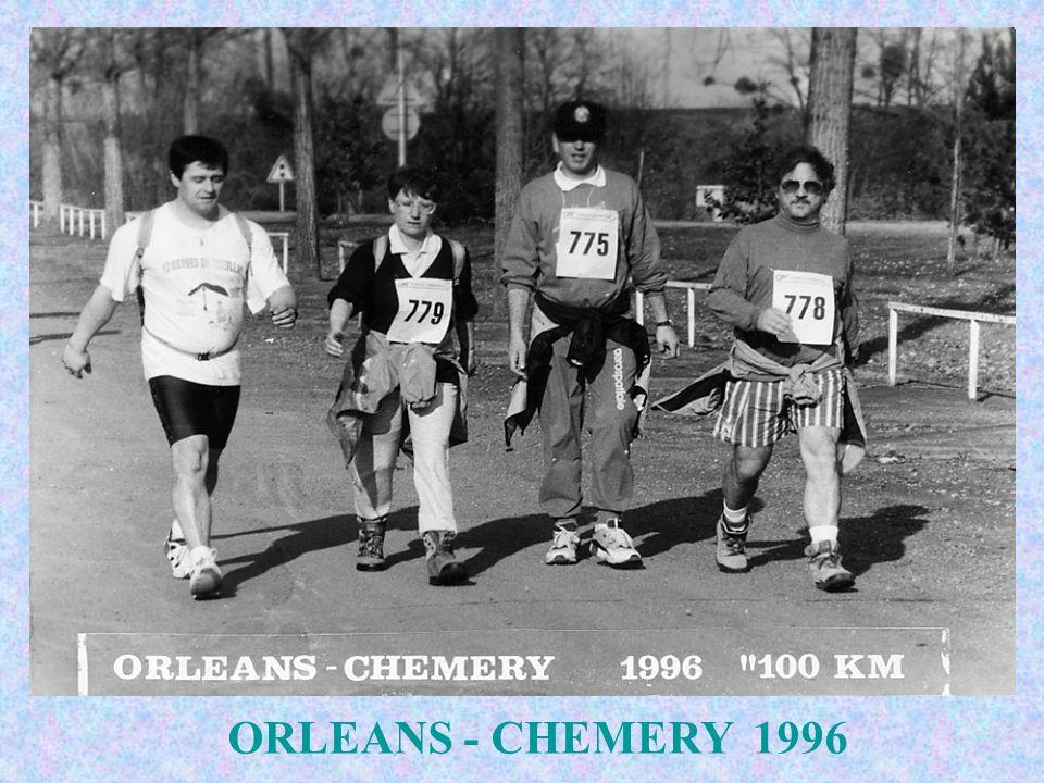 ORLEANS - CHEMERY 1996