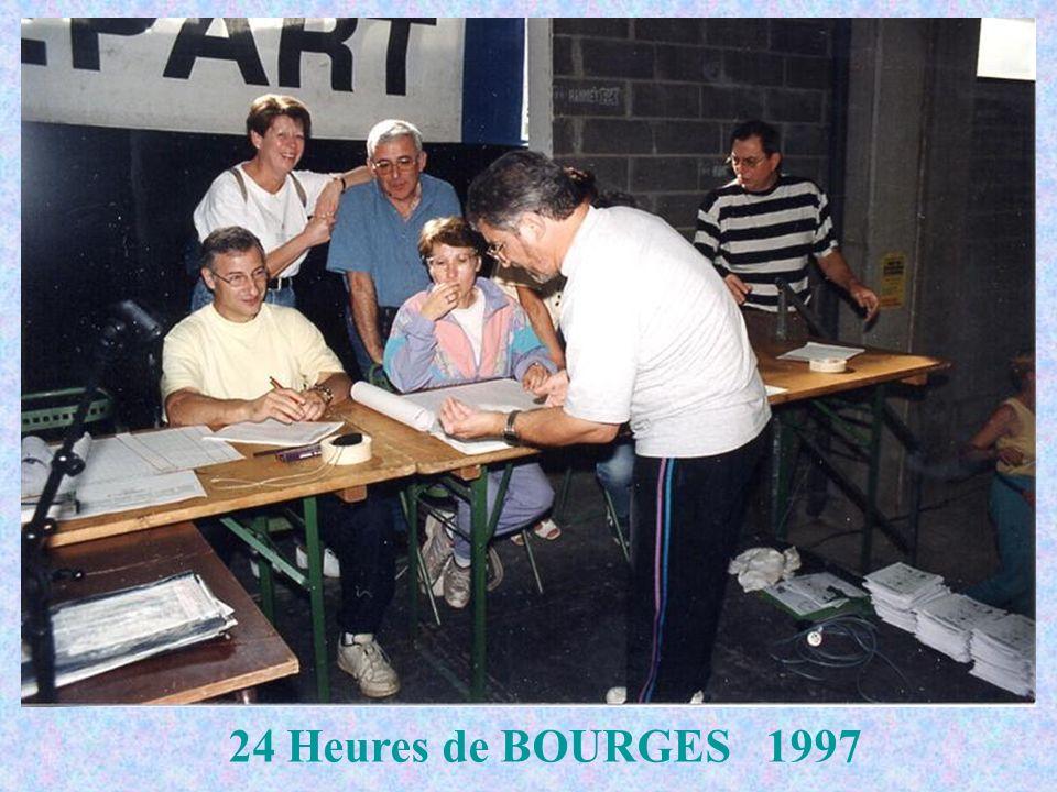 24 Heures de BOURGES 1997