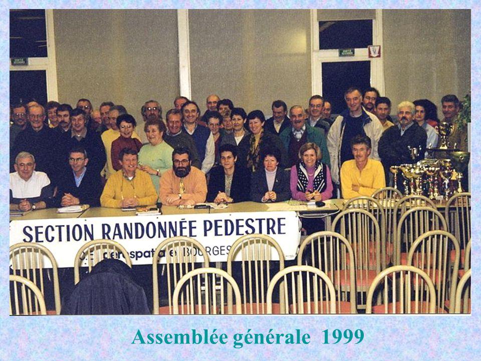 Assemblée générale 1999