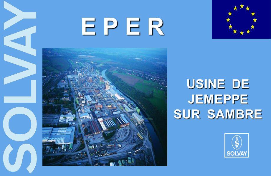 PLAN INTRODUCTION USINE DE JEMEPPE , SECTEURS D 'ACTIVITES