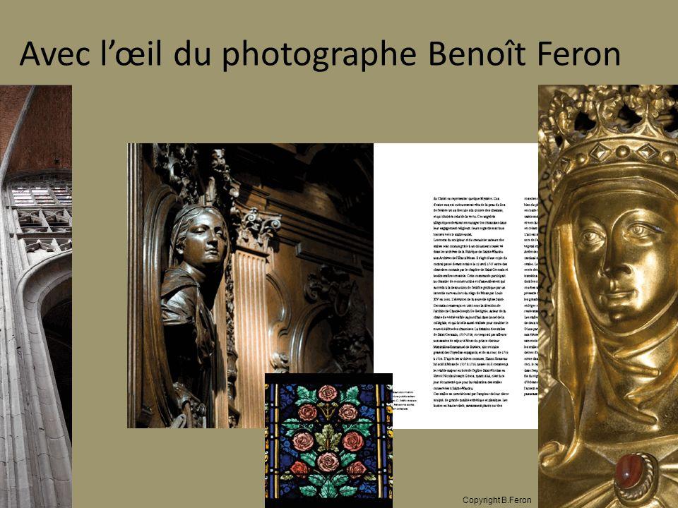 Avec l'œil du photographe Benoît Feron