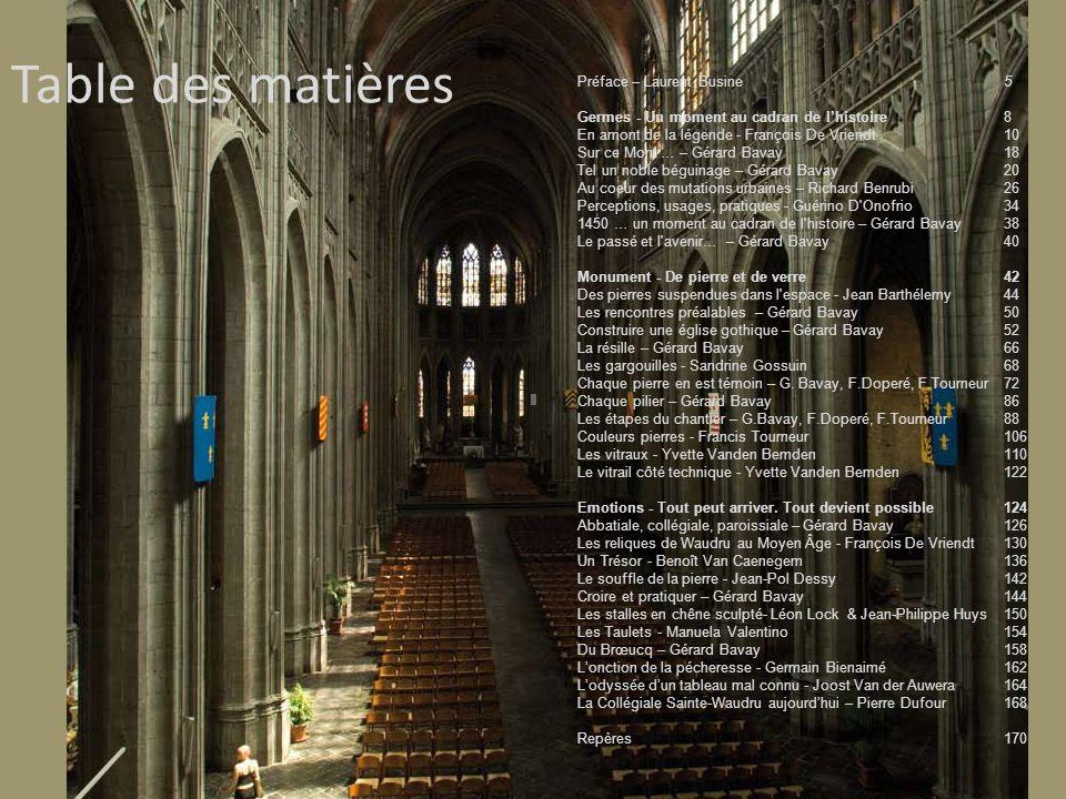 Table des matières Préface – Laurent Busine 5
