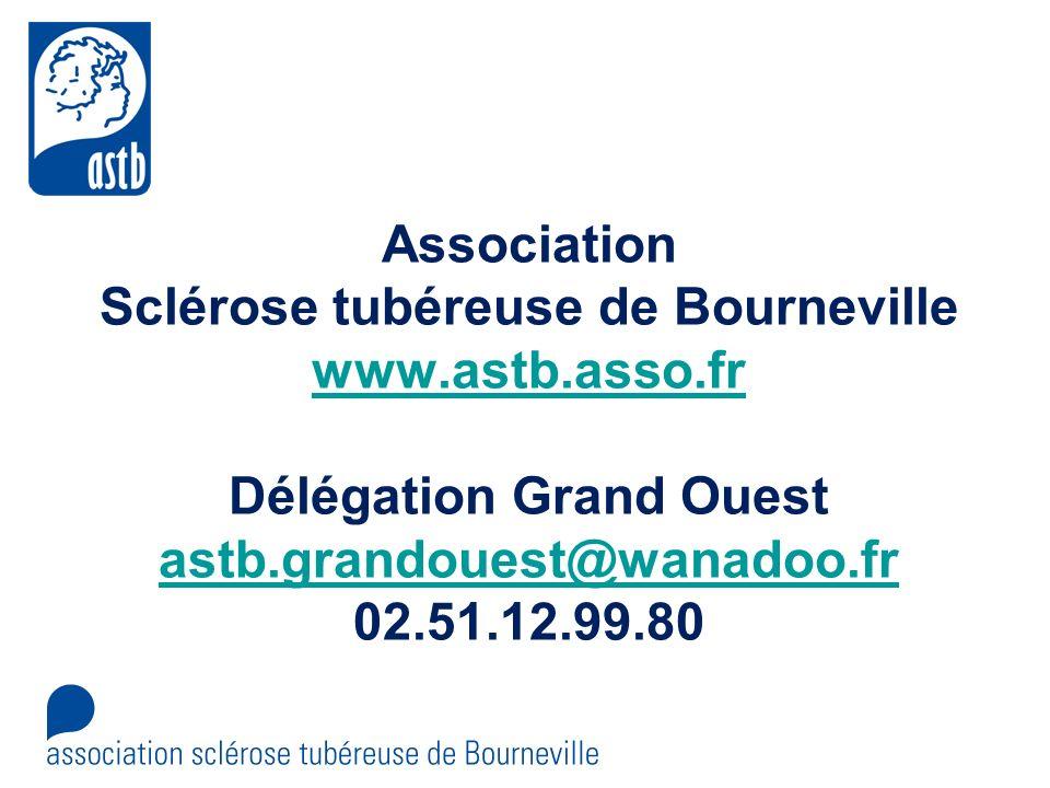 Association Sclérose tubéreuse de Bourneville www. astb. asso