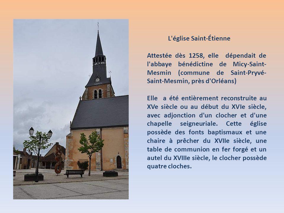 L église Saint-Étienne