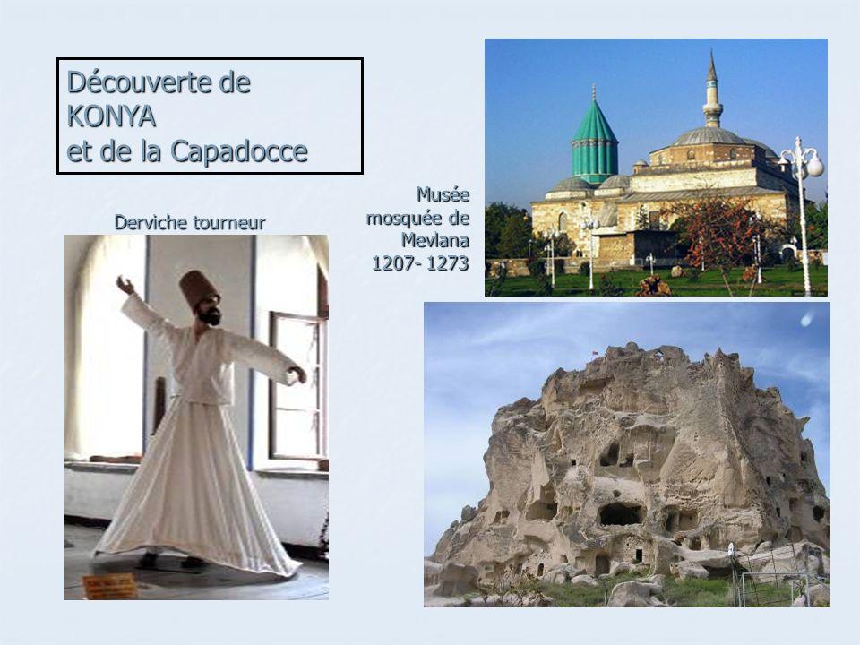 Musée mosquée de Mevlana 1207- 1273