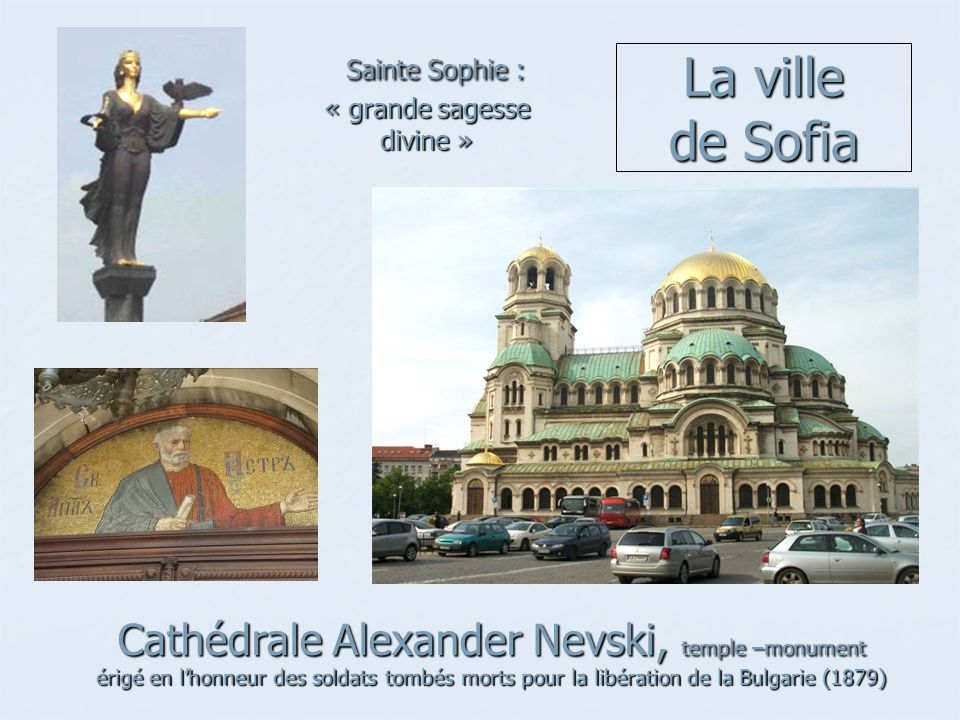 Sainte Sophie : « grande sagesse divine »