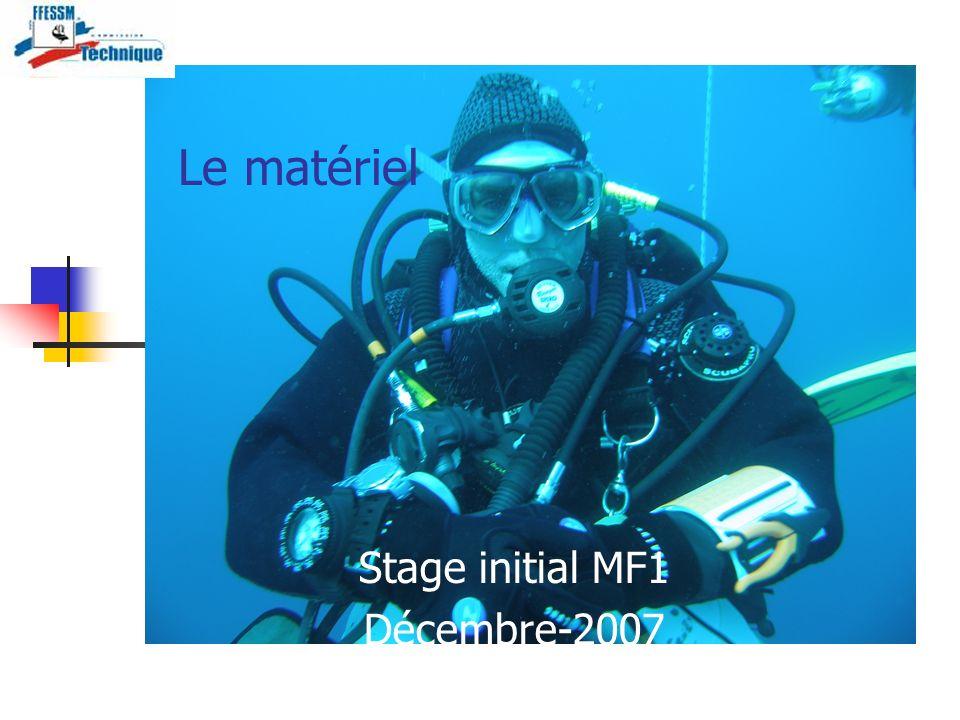 Stage initial MF1 Décembre-2007