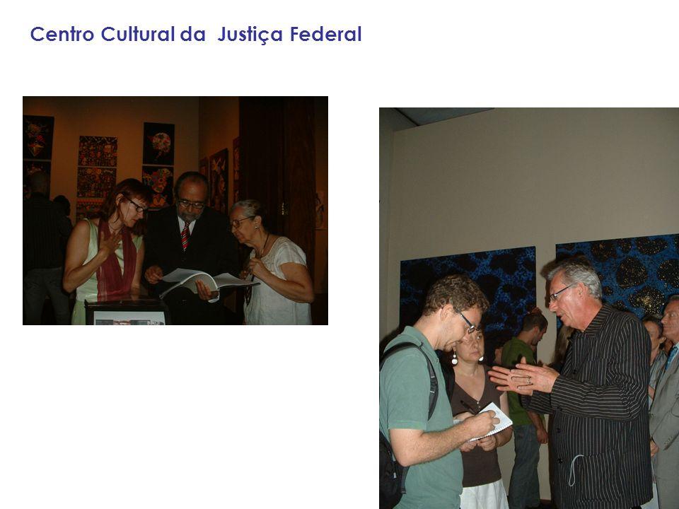 Centro Cultural da Justiça Federal