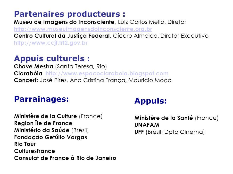 Partenaires producteurs :