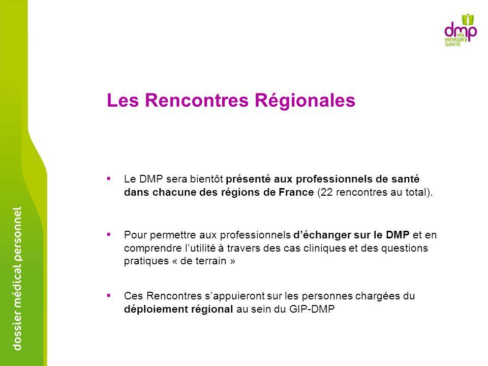 Les Rencontres Régionales