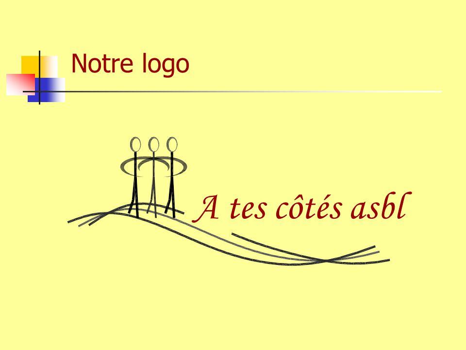 Notre logo A tes côtés asbl