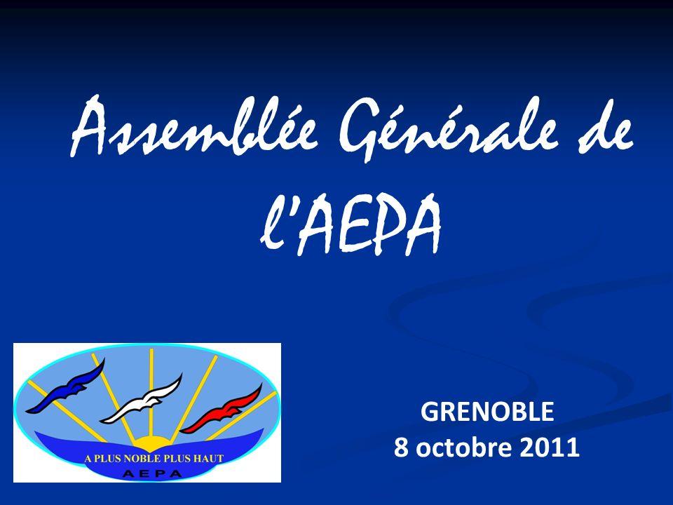Assemblée Générale de l'AEPA