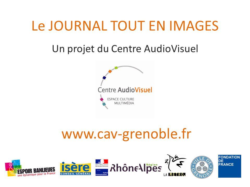 Le JOURNAL TOUT EN IMAGES