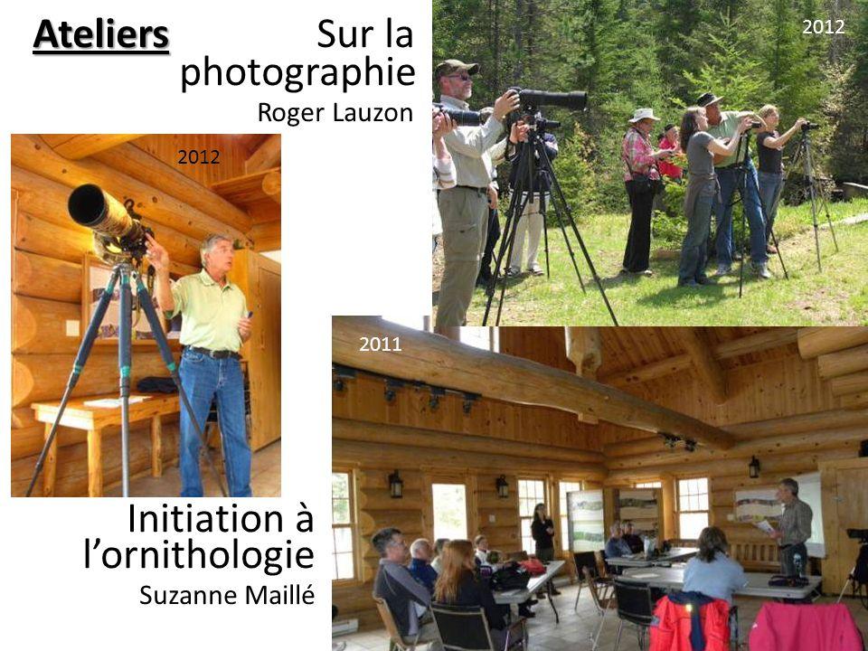 Initiation à l'ornithologie Suzanne Maillé