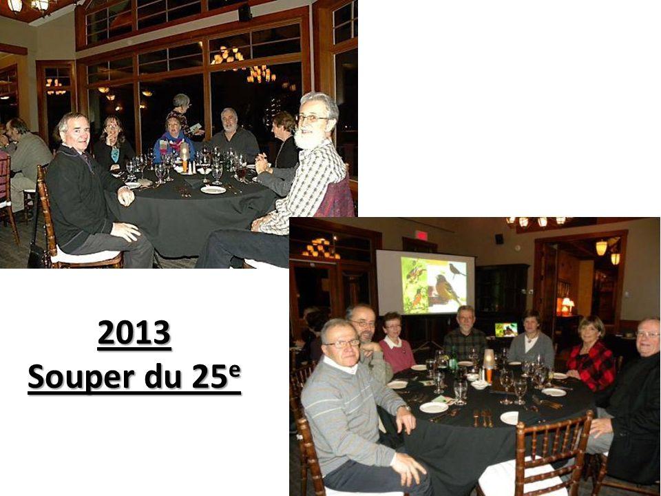 2013 Souper du 25e