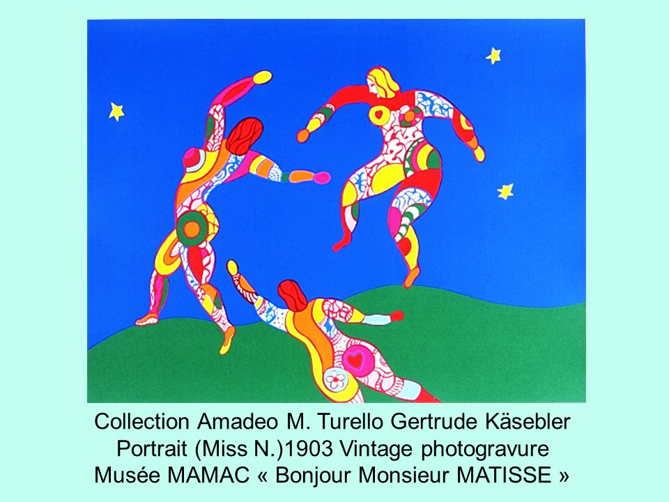 Collection Amadeo M. Turello Gertrude Käsebler