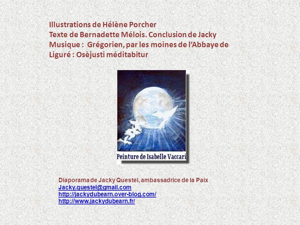 Illustrations de Hélène Porcher Texte de Bernadette Mélois