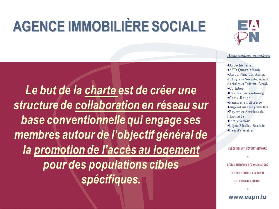 AGENCE IMMOBILIÈRE SOCIALE