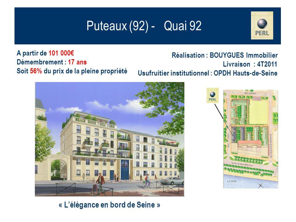 « L'élégance en bord de Seine »