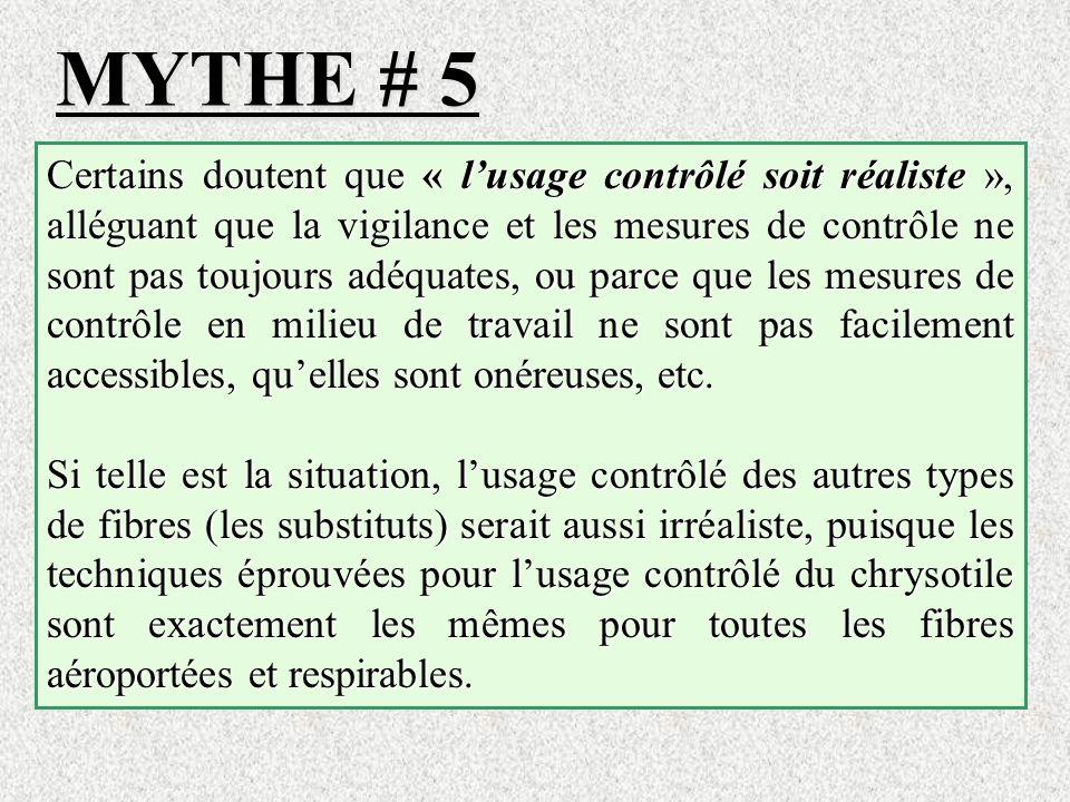 MYTHE # 5