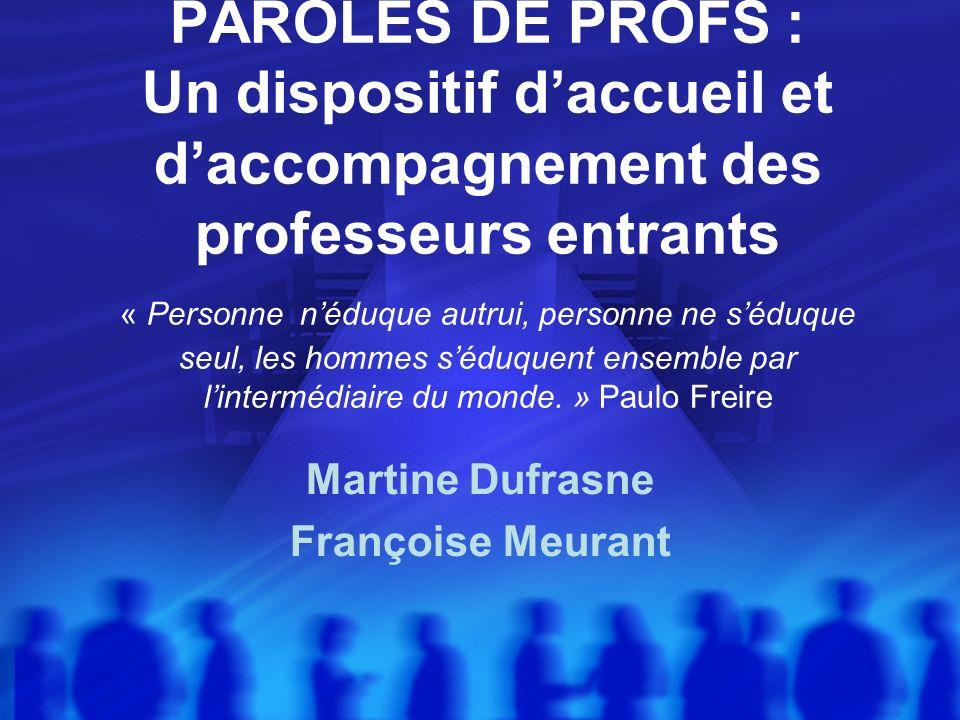 Martine Dufrasne Françoise Meurant