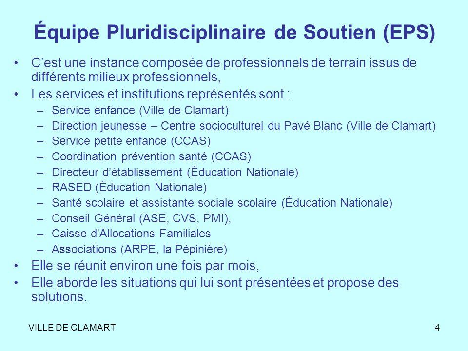 Équipe Pluridisciplinaire de Soutien (EPS)