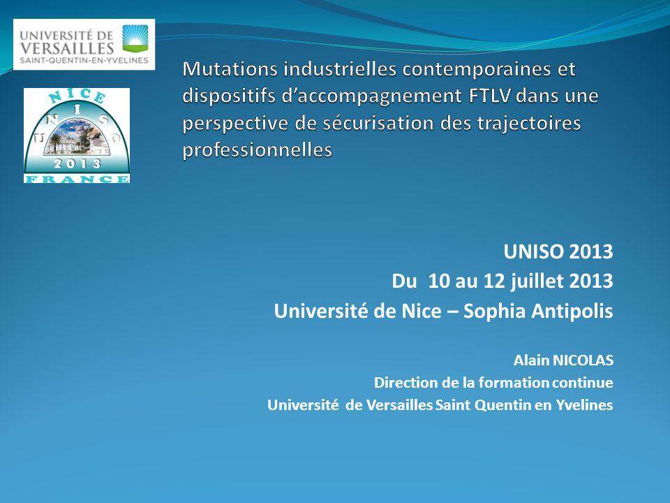 Université de Nice – Sophia Antipolis