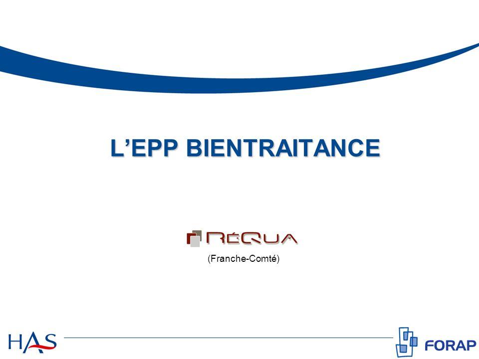 L'EPP BIENTRAITANCE (Franche-Comté) 19
