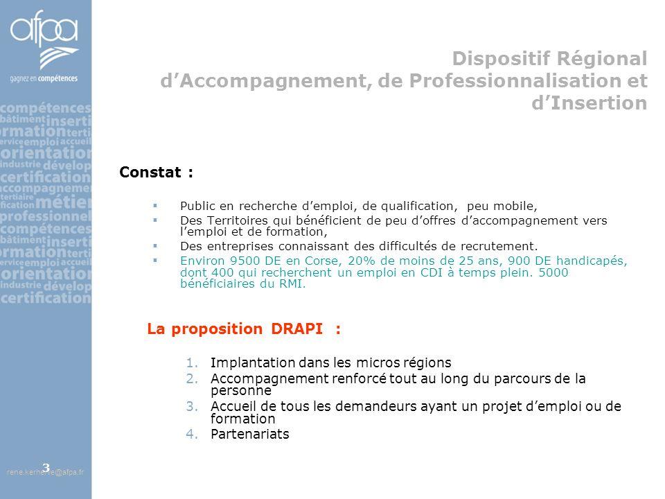 Dispositif Régional d'Accompagnement, de Professionnalisation et d'Insertion
