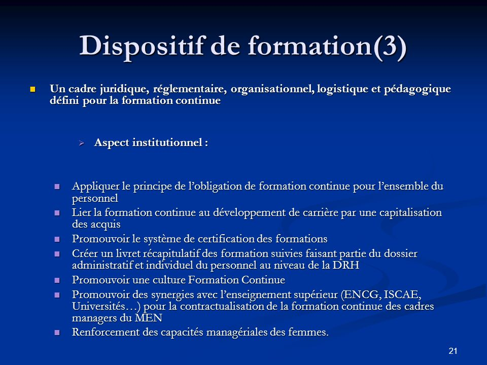 Dispositif de formation(3)