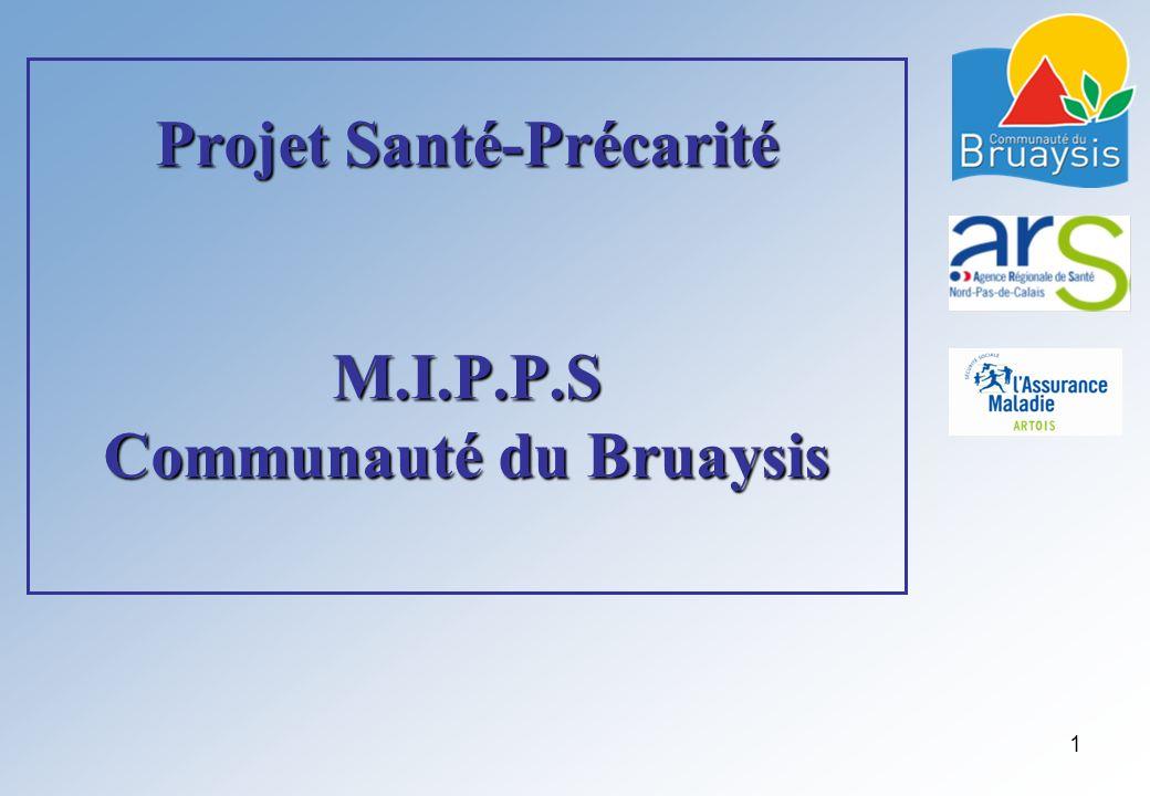 Projet Santé-Précarité M.I.P.P.S Communauté du Bruaysis