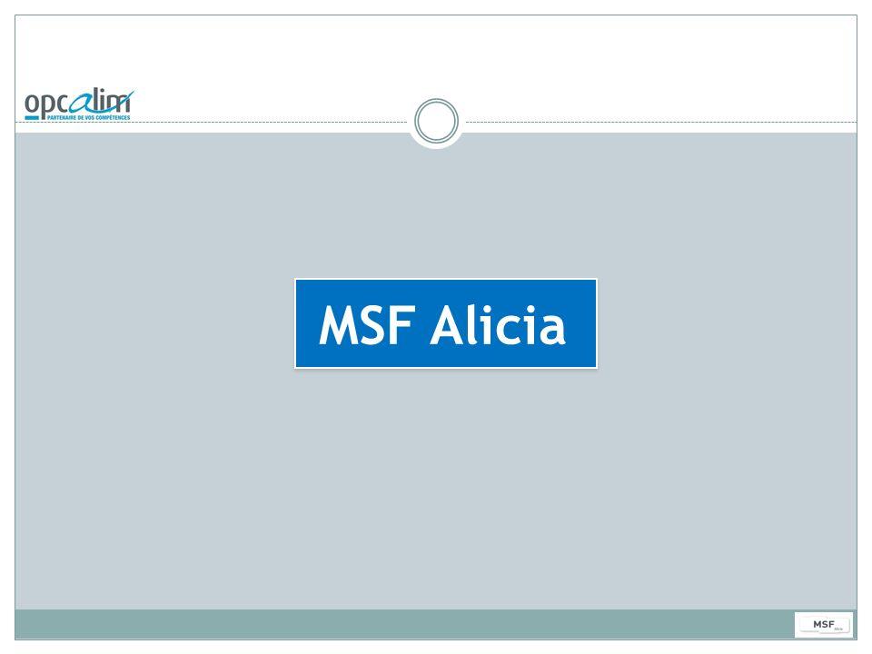 MSF Alicia
