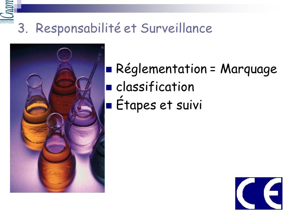 3. Responsabilité et Surveillance