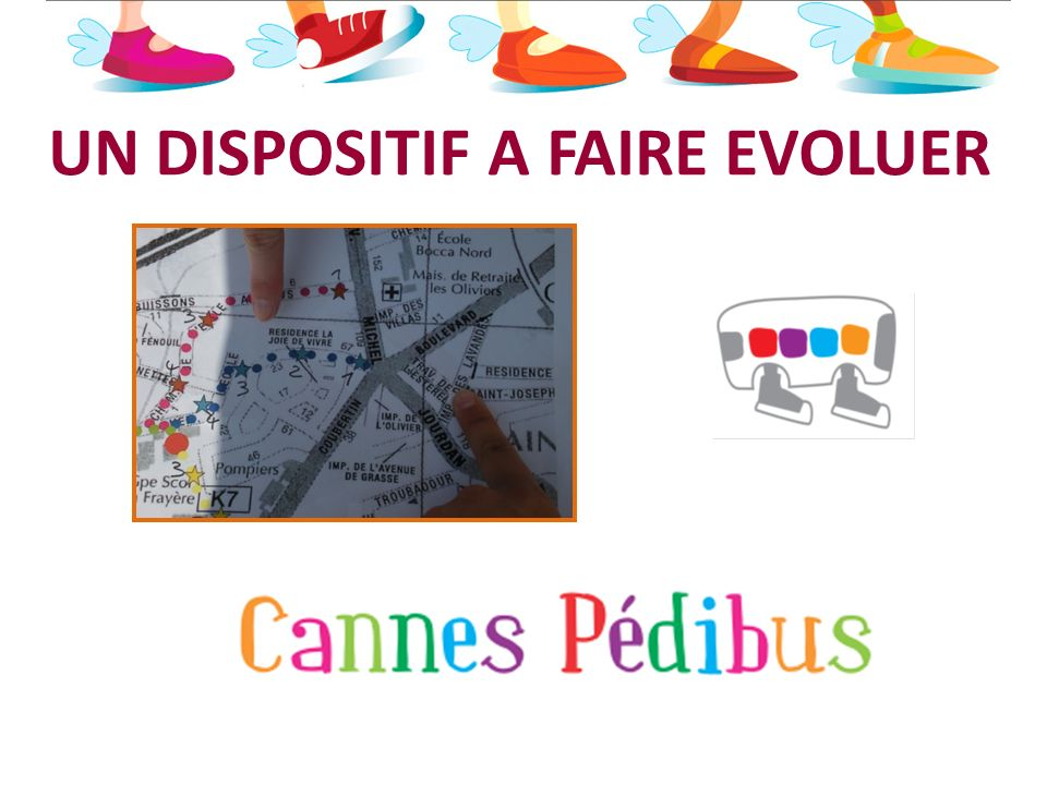 UN DISPOSITIF A FAIRE EVOLUER