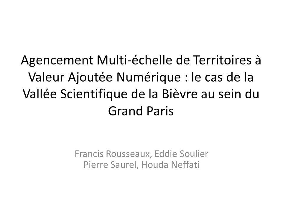 Francis Rousseaux, Eddie Soulier Pierre Saurel, Houda Neffati