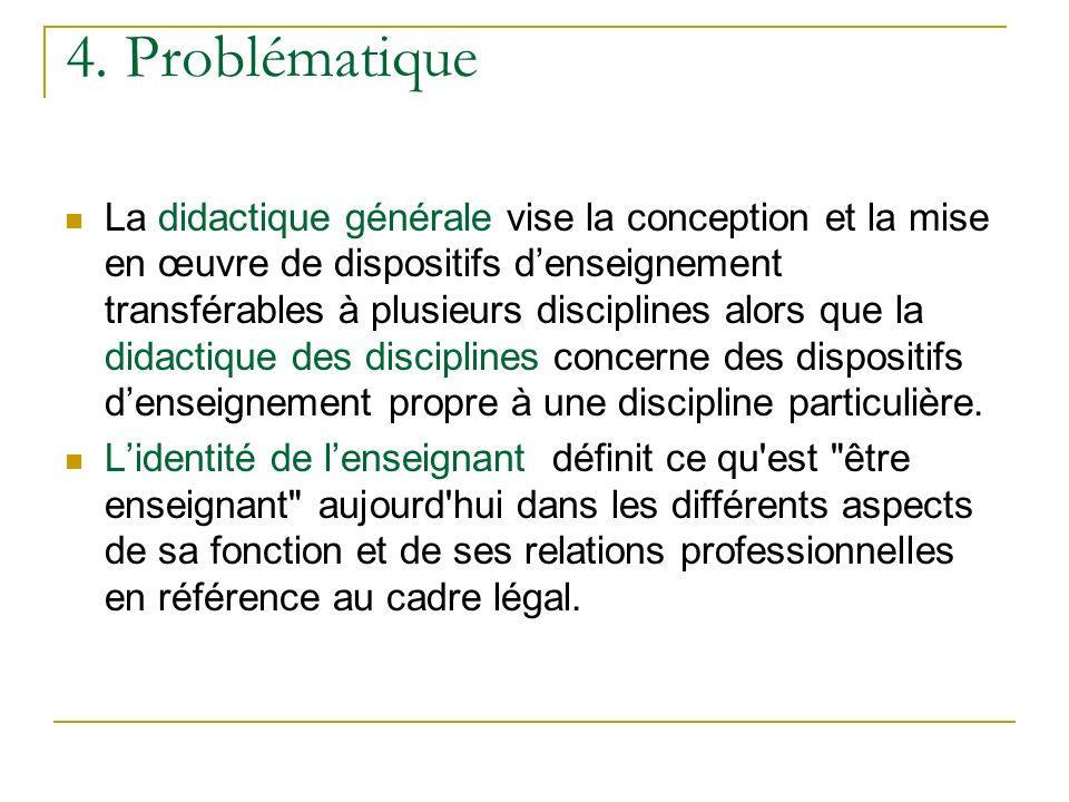 4. Problématique