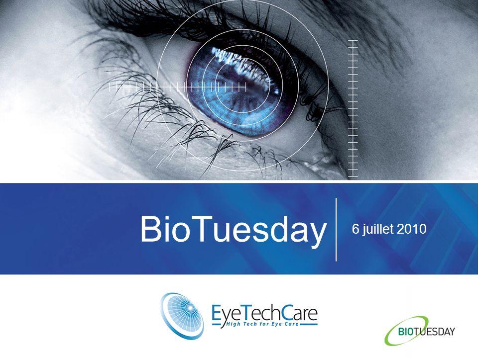 6 juillet 2010 BioTuesday