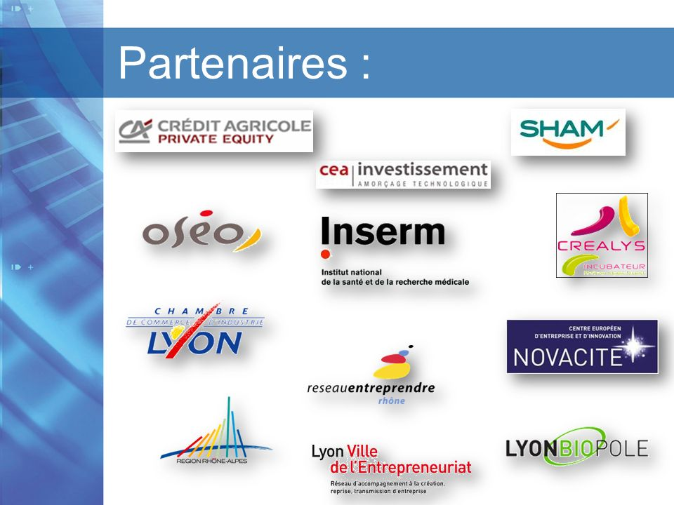 Partenaires :