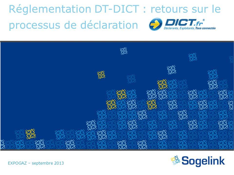 Réglementation DT-DICT : retours sur le processus de déclaration