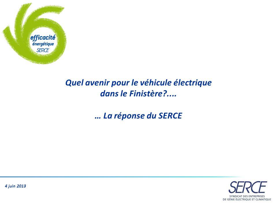 Quel avenir pour le véhicule électrique dans le Finistère ....