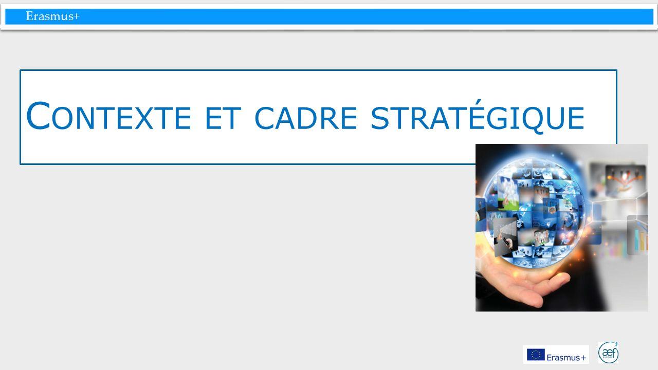 Contexte et cadre stratégique