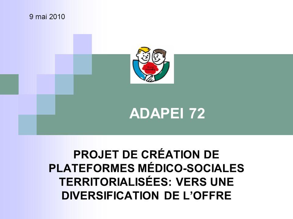 9 mai 2010 ADAPEI 72.