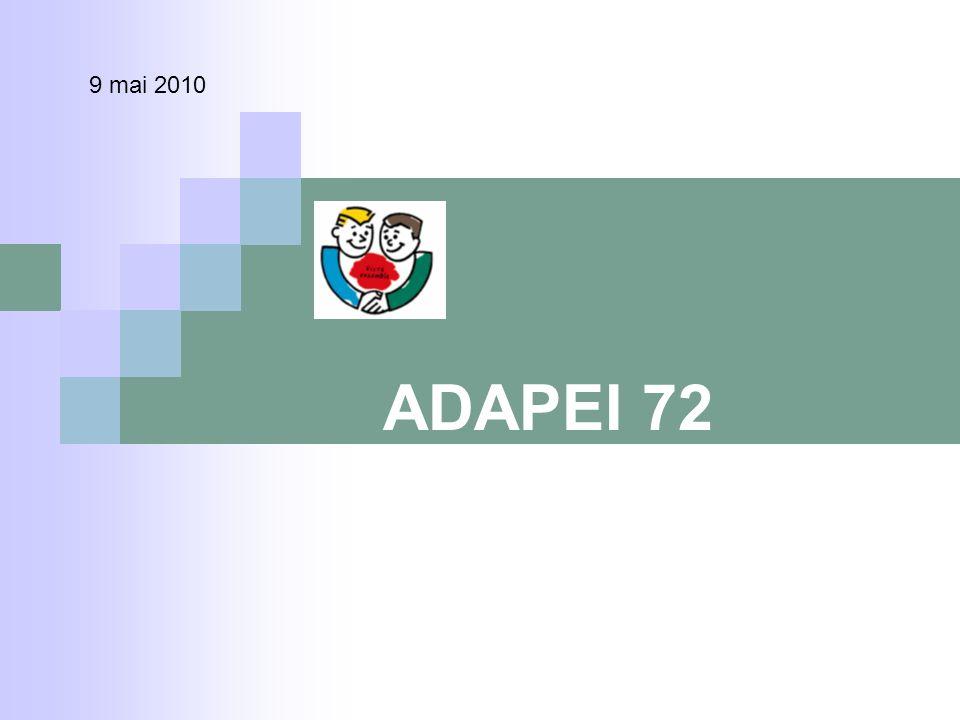 9 mai 2010 ADAPEI 72