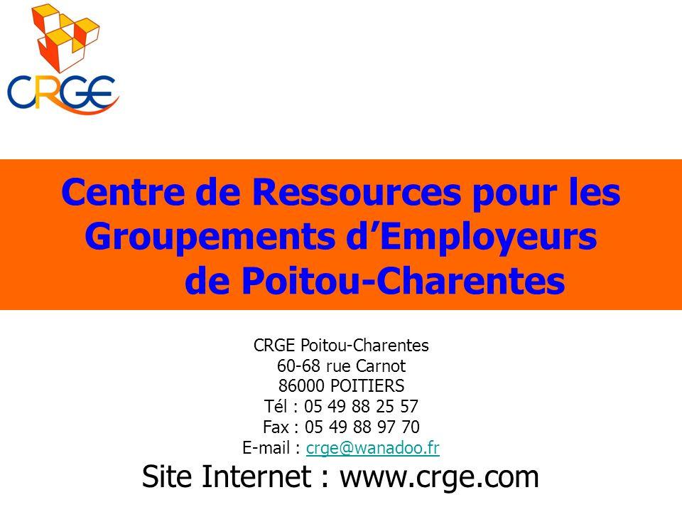 Centre de Ressources pour les Groupements d'Employeurs