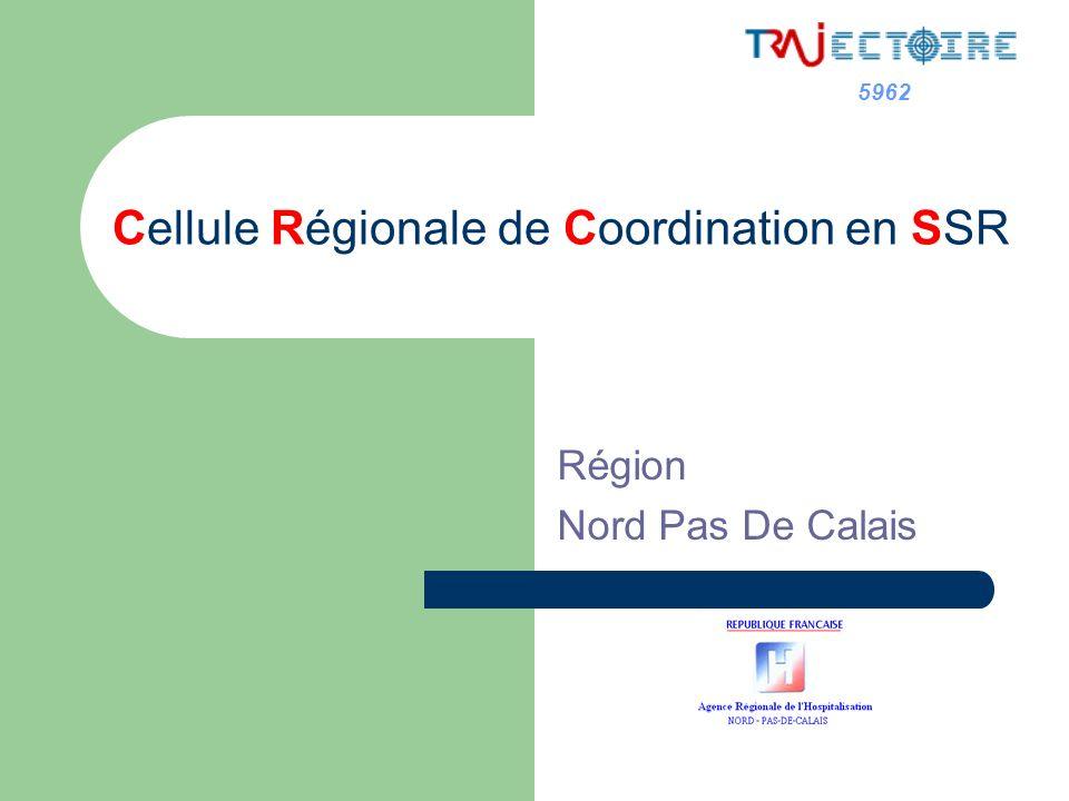 Cellule Régionale de Coordination en SSR
