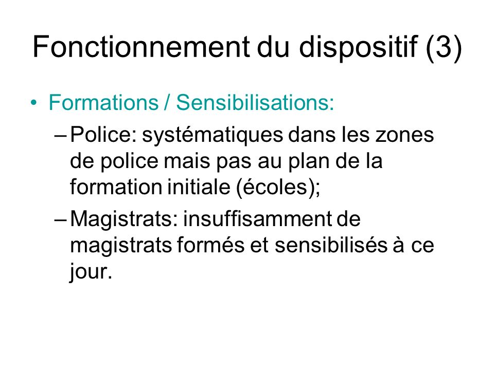Fonctionnement du dispositif (3)