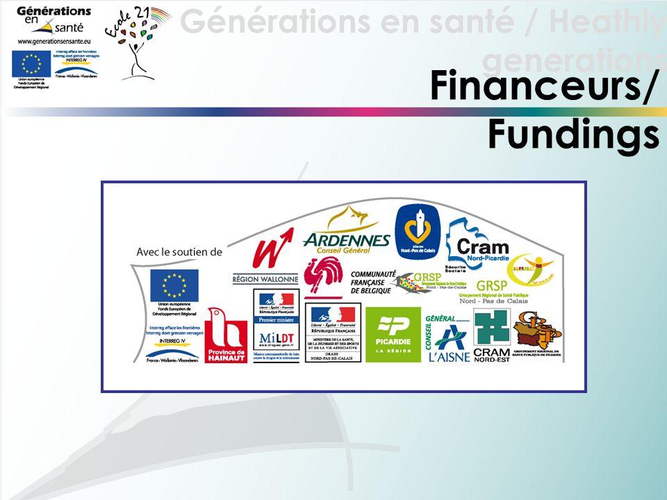 Financeurs/ Fundings