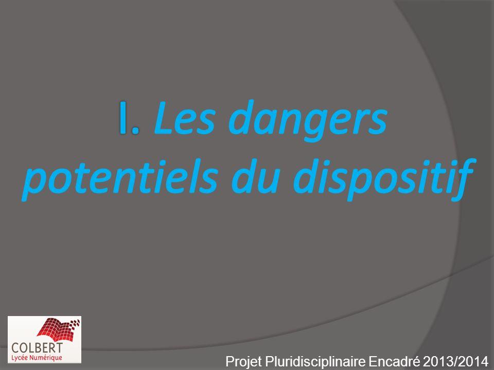 I. Les dangers potentiels du dispositif