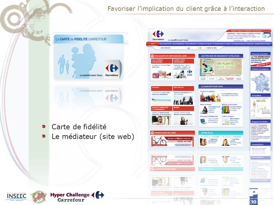 Favoriser l'implication du client grâce à l'interaction
